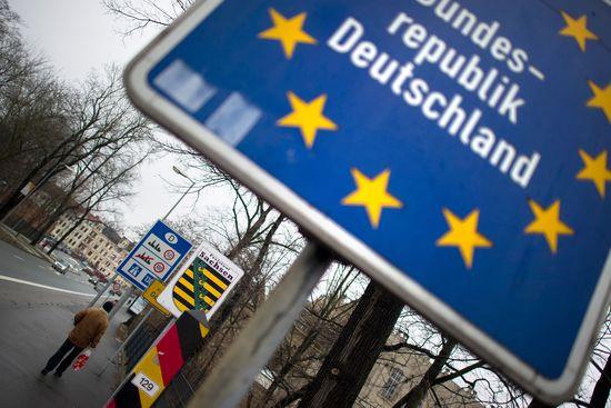 Niemcy przywracają kontrolę na granicy