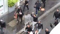 Francuzi nocą polują na gangi muzułmańskie