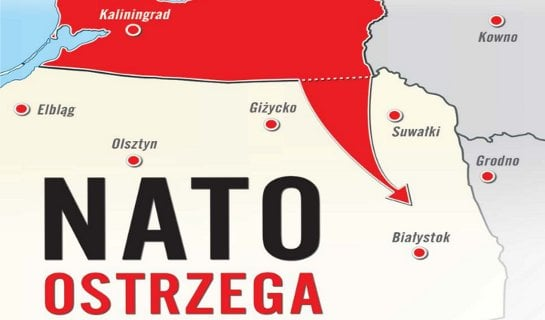 NATO-ostrzega