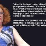 Anete Kahane ze Stasi i Brama do Nowego Świata