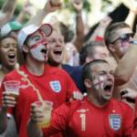 Skandal na EURO16! Anglicy depczą polską flagę