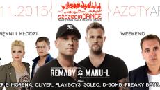 AZOTY ARENA Szczecin - Narodowa Gala Muzyki Dance - 10 listopada