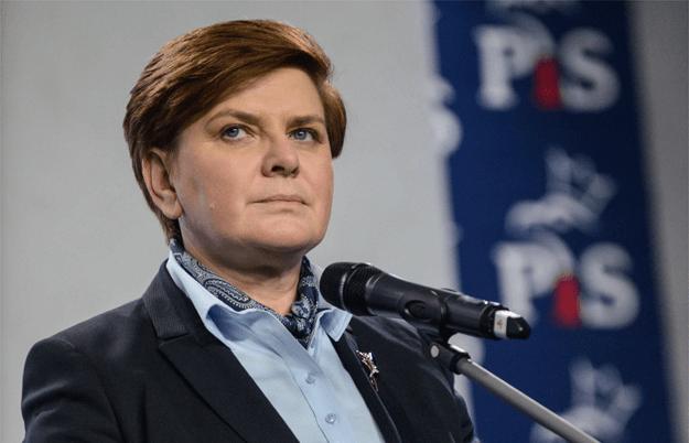 Niemieckie media przerażone rządem Beaty Szydło