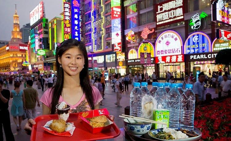 chinska potega gospodarcza