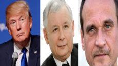Porażające informacje! Co łączy Trumpa, Kaczyńskiego i Kukiza