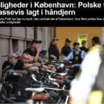 Lewicowa duńska gazeta straszy Polakami! Polacy wprowadzają niepokój w Kopenhadze! VIDEO