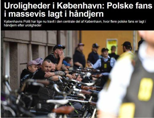 Lewicowa duńska gazeta straszy Polakami