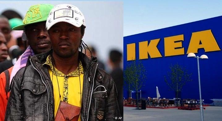 Dwie osoby zginęły w poniedziałek dźgnięte nożem w sklepie sieci IKEA w Szwecji