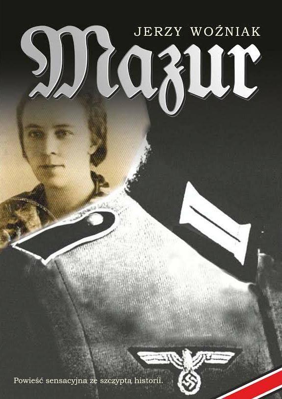 Powieść Mazur - Jerzy Woźniak