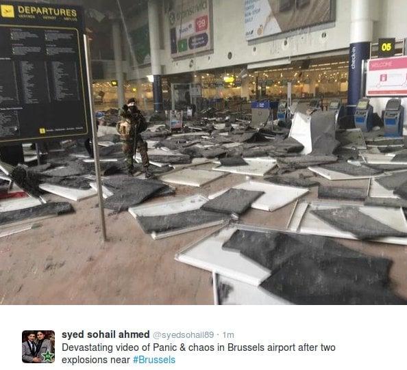 lotnisko zamach