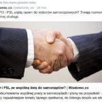 Tajne spotkanie PO i PSL: wspólnie do wyborów samorządowych!