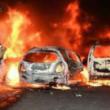 podpalenia w szwecji