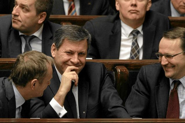 Odprawy dla odchodzących parlamentarzystów to koszt 8 milionów złotych