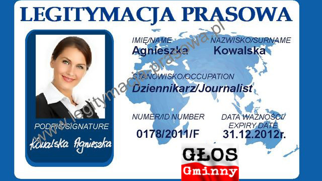 legitymacja prasowa glosgminny.pl
