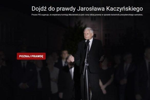 Platforma Obywatelska składa wieńce a później szydzi z tragedii i Kaczyńskiego
