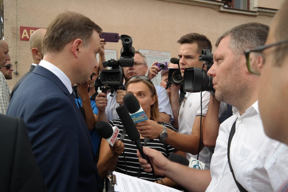 Fot. Rafa Chorąży, portal Pressmania.pl