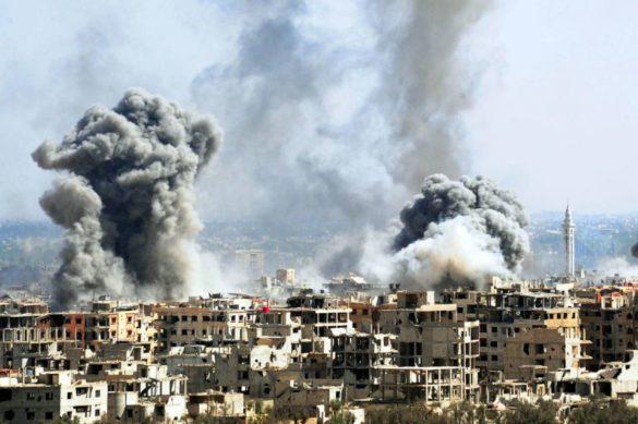 PILNE: Brytyjskie okręty płyną w stronę Syrii