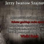 Polski James Bond – Jerzy Iwanow-Szajnowicz…