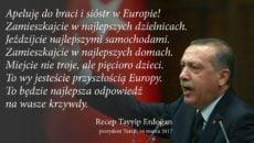 Czy Erdogan wypowiada wojnę Europie?