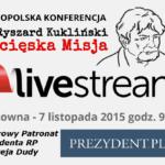 """""""Pułkownik Kukliński – Zwycięska Misja"""". Transmisja uroczystości na żywo"""
