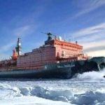 50 Let Pobedy – największy lodołamacz świata i wycieczki na Arktykę.