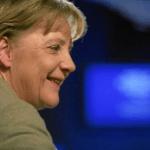 Kanclerz Niemiec Angela Merkel ostrzega przed wojną