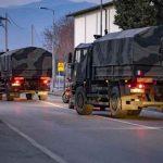 W Bergamo wojsko masowo wywozi ciała bo krematoria nie nadążają