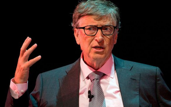 Bill Gates popiera plan pokrycia Ziemi satelitami do monitoringu wideo