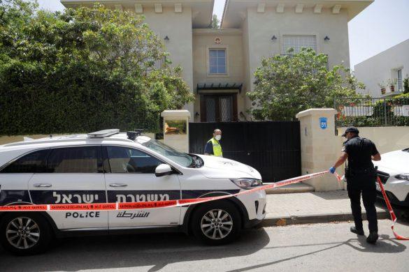 Chiński ambasador w Izraelu został znaleziony martwy w swoim domu w Tel Awiwie