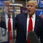 Donald Trump wezwał CDC do jak najszybszego otwarcia kościołów.