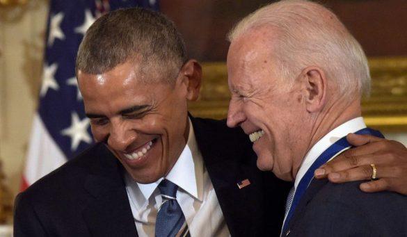 Fałszywe śledztwo Obamy i Bidena w sprawie Rosji