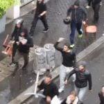 Francuzi nocą polują na gangi muzułmańskie [VIDEO]