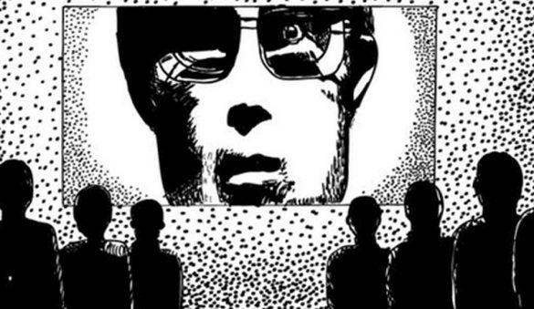 George Orwell vs Aldous Huxley