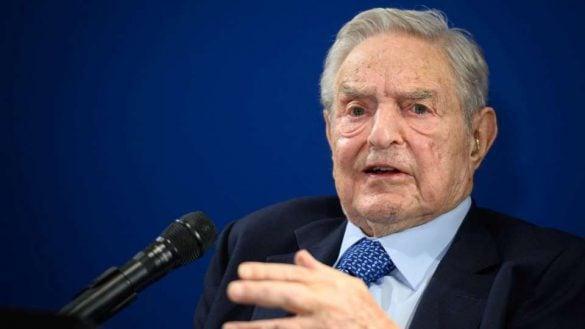 Uwaga na dzieci! George Soros zamierza je kształcić przed śmiercią!
