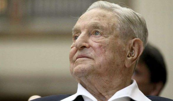 George Soros ma 89 lat, ale na litość boską, zanim umrze, dopilnuje zniszczenia Ameryki