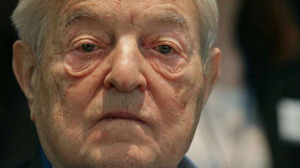 George Soros oskarża Chiny