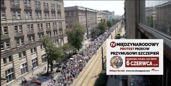 IV Międzynarodowy Protest Przeciw Przymusowi Szczepień
