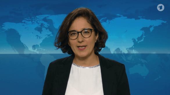 Niemiecka dziennikarka irańskiego pochodzenia