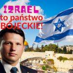 """Sławomir Mentzen: Izrael to państwo zbójeckie i """"chce położyć łapę na oszczędnościach Polaków!"""""""