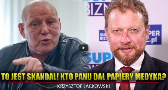 Jasnowidz Krzysztof Jackowski o teraźniejszości i przyszłości Polski i Polaków