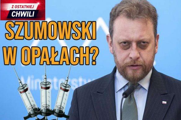 Minister Szumowski i boss mafii. Afera finansowa i łańcuch powiązań