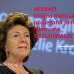 Kolejna AFERA w Komisji Europejskiej! Gdzie jest granica hipokryzji i obłudy?!
