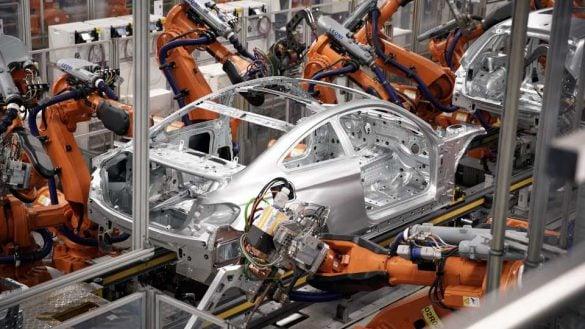 Niemiecki przemysł motoryzacyjny zaczyna zwalniać