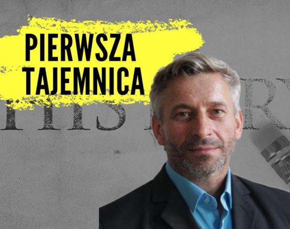 Pierwsza Tajemnica - Dr Franc Zalewski