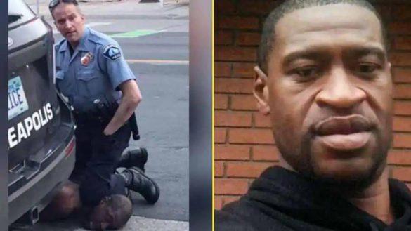 Policjant oskarżony o zabicie George'a Floyda zwolniony z więzienia