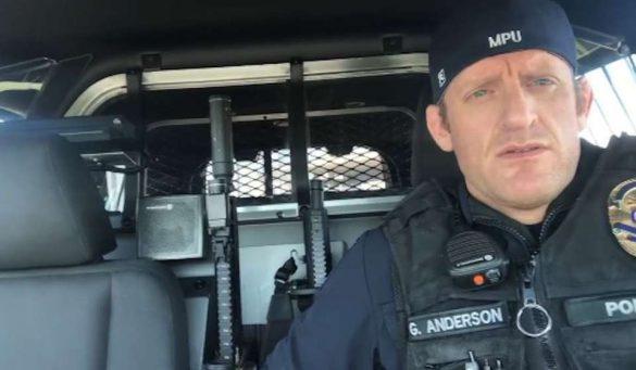 Policjant w USA zawieszony po odmowie naruszania praw obywatelskich