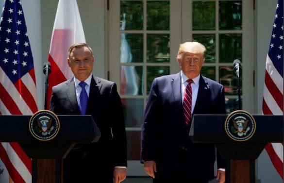 Polsko-amerykański FORT TRUMP rozpada się