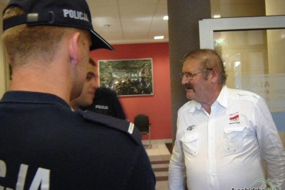 Nieuzasadnione działania policji w Wadowicach