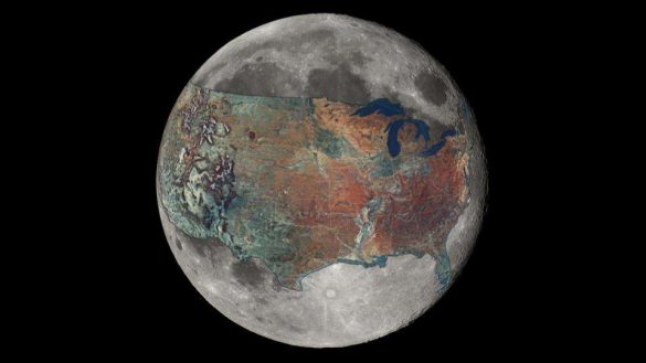 Rezygnacja z traktatu ONZ i eksploracja złóż na księżycu szansą dla krajów