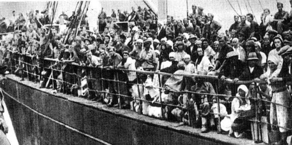 Jak administracja USA skazała na zagładę blisko tysiąc Żydów